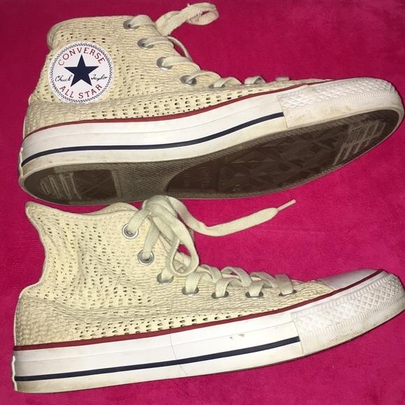 Converse Shoes Crochet Poshmark